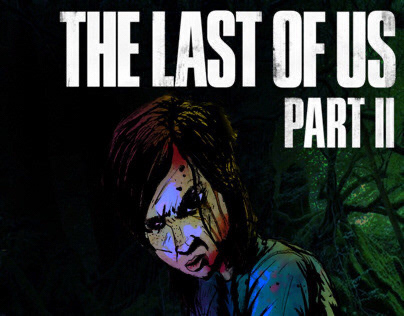 Fan Art The Last of Us part II