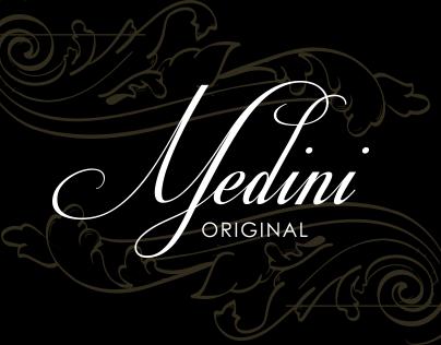 Site of company Medini Original