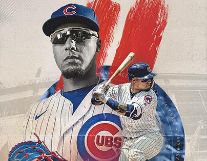 Chicago Cubs Digital Graphics