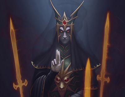 Dragon Priest / Sword Charmer