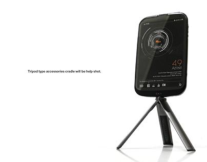 Azrael_PANTECH Concept smart mobile&pad