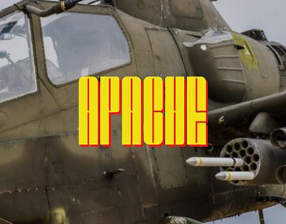 APACHE - FREE Display Font