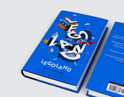 Book cover — Legoland
