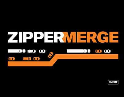 NMDOT ZipperMerge Animation