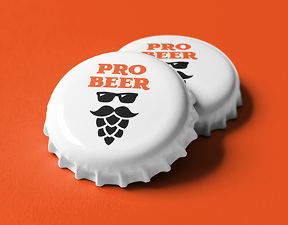 Beer Store Logo & Branding