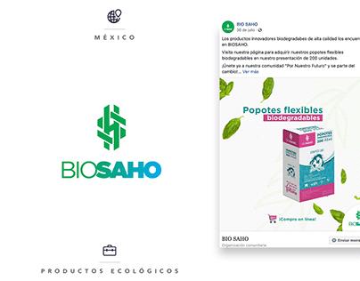 BIOSAHO - Social Media
