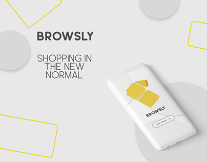 BROWSLY | Shopping in the New Normal