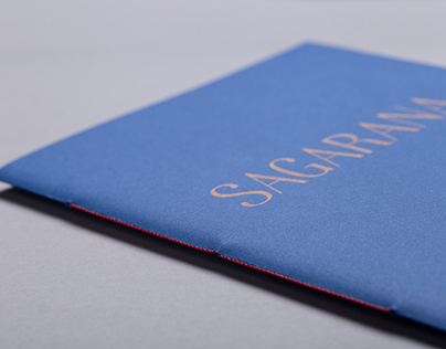 Sagarana – Livro Espécime / Specimen Book