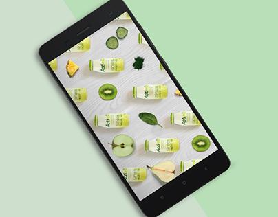 Fruit & Veg by Actimel