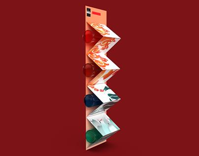 Kekou Sauces  Packaging