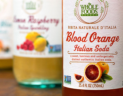 Whole Foods Market Packaging Design
