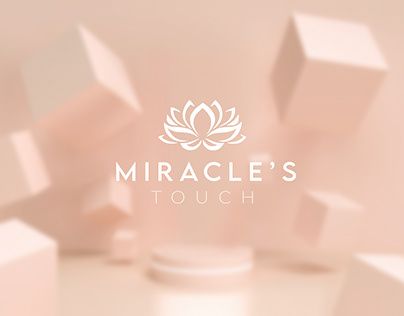 MIRACLE'S TOUCH // PACKAGING & BRANDING