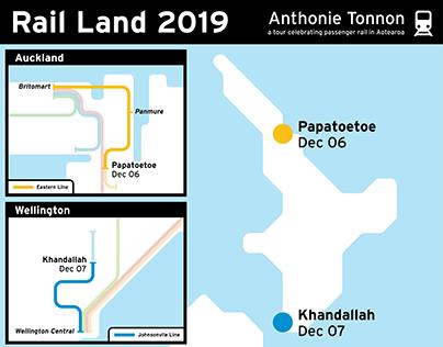 Rail Land: 2019