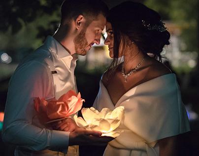 Mariage - Dina + Baptiste