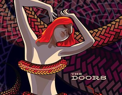 The Doors Alt Movie Poster—Bigger Picture Show, 2017
