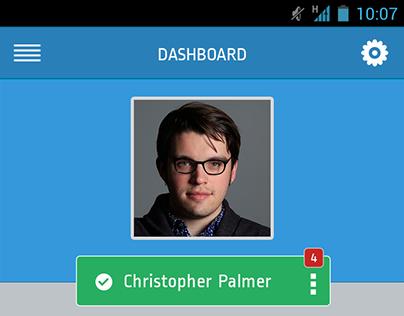 Banckle Chat - Mobile app.