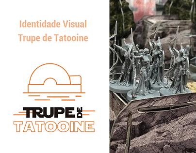 Identidade Visual Trupe de Tatooine