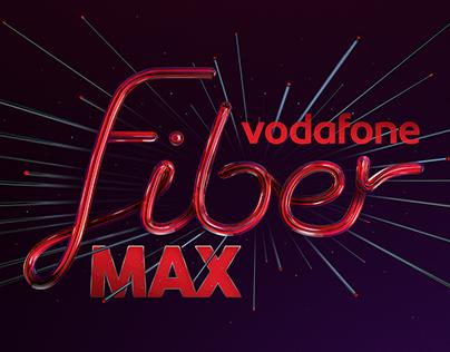 Vodafone FiberMAX Logo