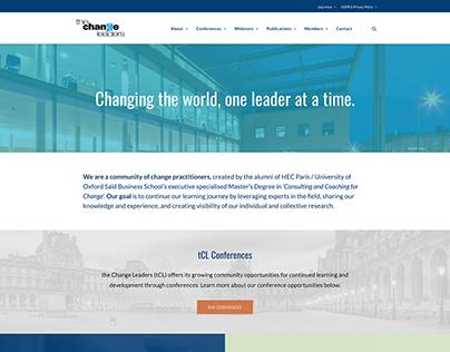 The Change Leaders Website