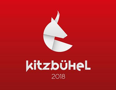 """Logo """"Kitzbühel 2018"""""""