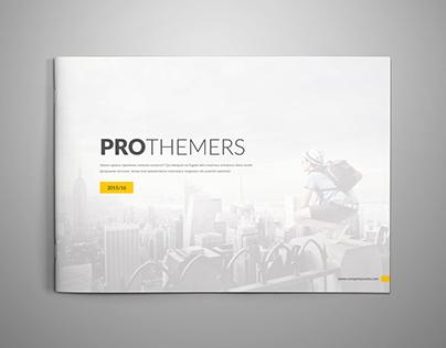 Clean Multipurpose Brochure Template