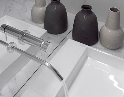 Marble Bathroom CORONA