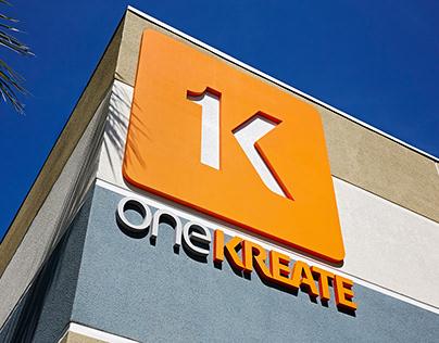 OneKreate – Branding
