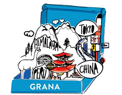 Marta Grossi for Grana