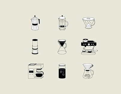Brew Guide Illustration