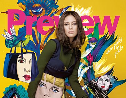 Preview Magazine: April 2014