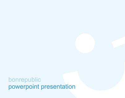 bonrepublic — PowerPoint presentation