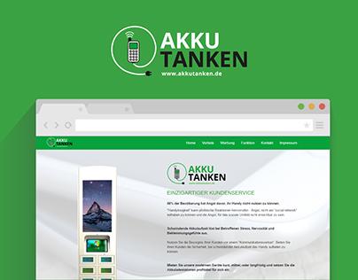 AKKU TANKEN - Corporate Identity