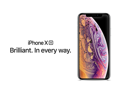 Apple iPhone XR Advertisement