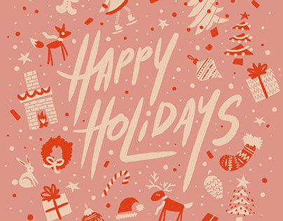 holiday animation —