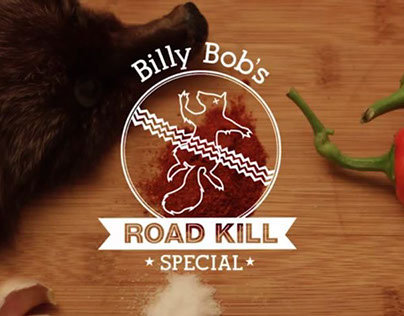 Billy Bob's Road Kill Special