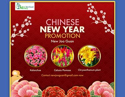 New Joo Guan Chinese New Year Facebook Post