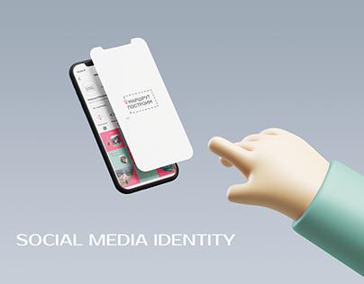 Travel agency / Social Media Identity
