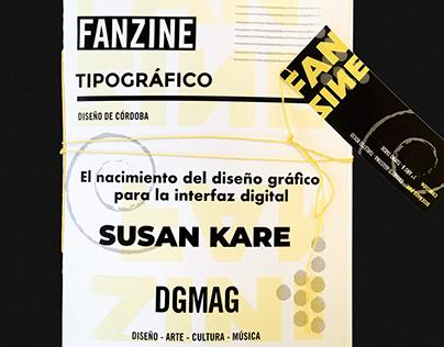 Fanzine Tipográfico