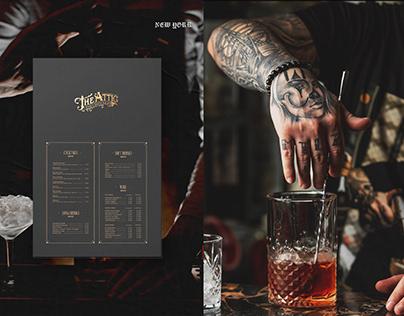 The Attic | Branding