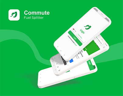 Commute App Design & Dev. Saurabh Infosys Rahul Visuals