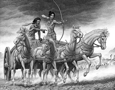 Mahabharata by Jean-Claude Carrière
