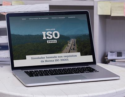 Website - Simulador ISO 39001