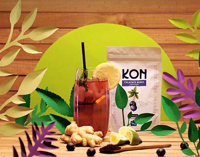 Publicidad - Dirección Artística: KON