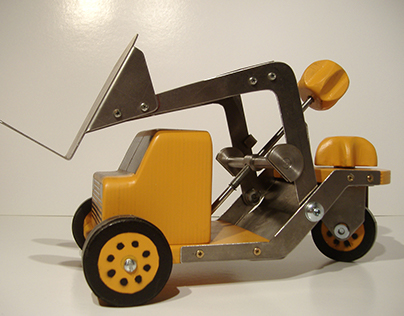 Kiddo Toy fork lift