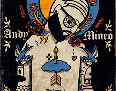 """Andy Mineo """"The Arrow art"""""""