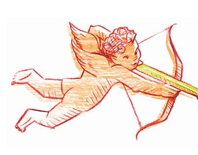 Asparagus Cupid
