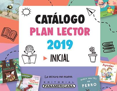CATÁLOGO PLAN LECTOR NIVEL INICIAL 2016. Freelance