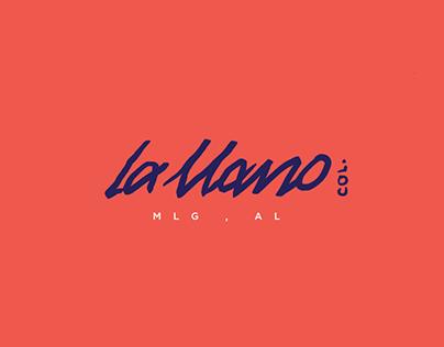 LA MANO . Branding
