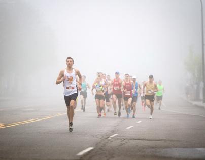 2019 Buffalo Marathon