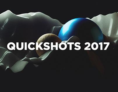 QuickShots 2017